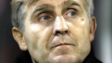 Andrzej Kretek, trener Widzewa w Młodej Ekstraklasie
