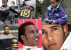 Metamorfozy ciach - Lewis Hamilton