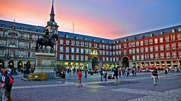 Madryt, Plaza Mayor