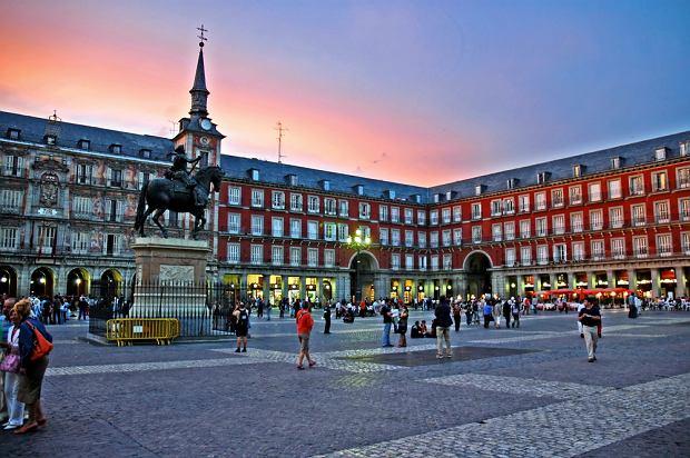 Tanie loty do Madrytu w maju i czerwcu