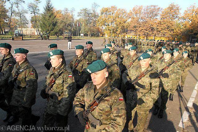 Jednostka wojskowa we Wrocławiu