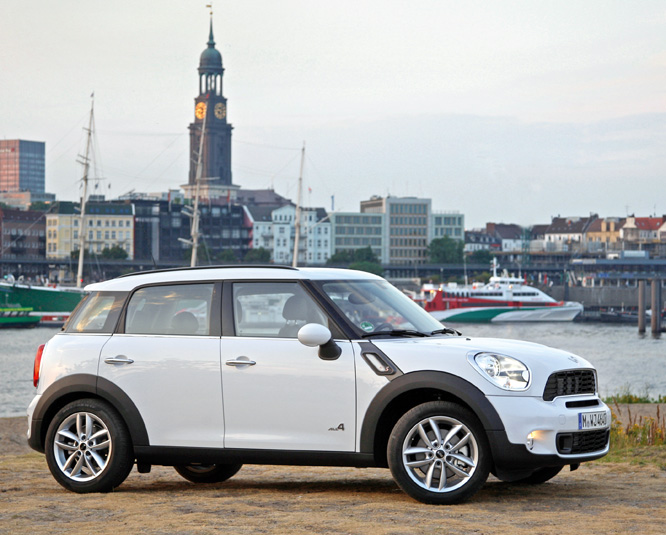 BMW MINI Countryman