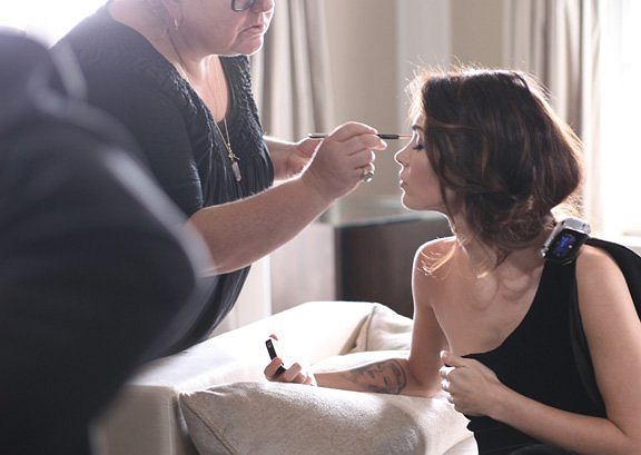 Megan Fox Armani Beauty