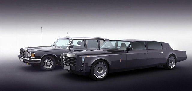 ZiL Concept Limousine