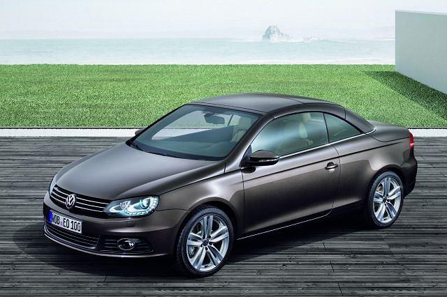 Volkswagen Eos po faceliftingu (2010-2014)