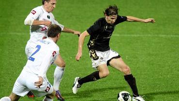 Mecz Polonii z Ruchem z listopada 2010. Ani Euzebiusz Smolarek nie gra już w Polonii, ani Łukasz Derbich nie gra już w Ruchu
