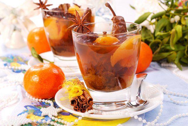 Kompot z suszonych owoców