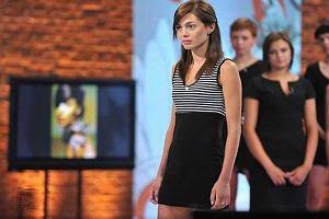 Paulina Papierska - zwyciężczyni pierwszej edycji Top Model w Polsce.