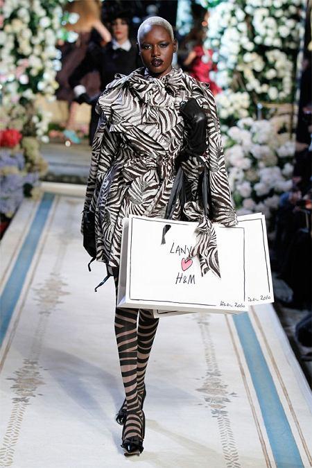 Pokaz Lanvin for H&M