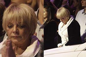 Dorota Stalińska była zaskoczona wynikami głosowania widzów. 12. edycję show wygrała Monika Pyrek, a nie jej syn.