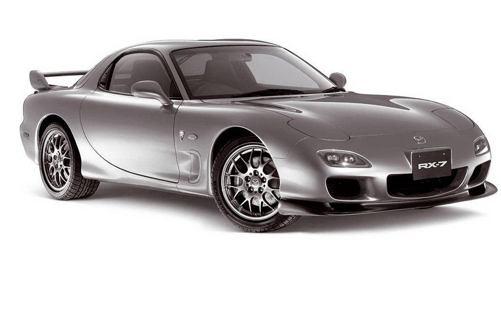 Mazda RX-7 1992-2002 (FD)