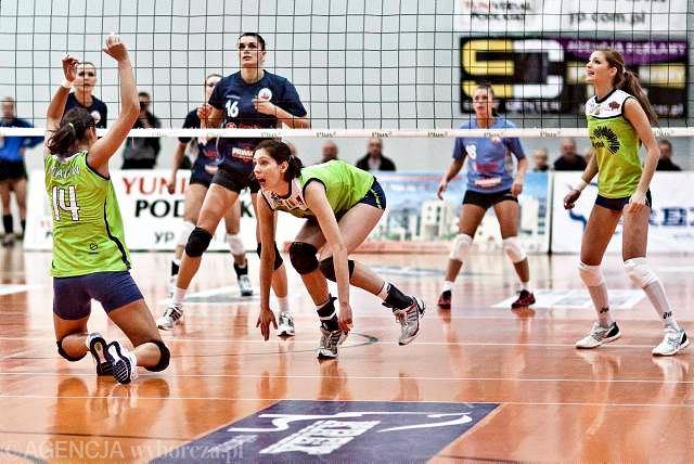 Dominika Kuczyńska (w środku)