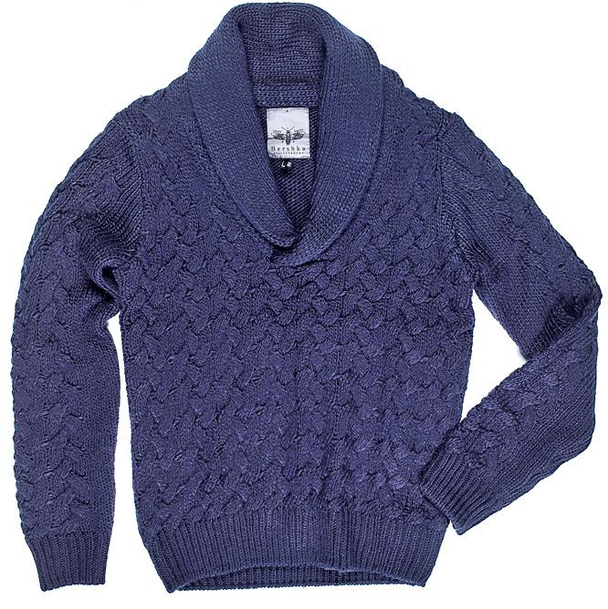 Sweter Bershka