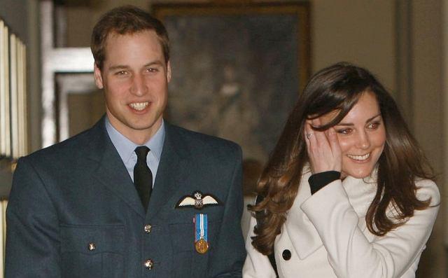 Książe William i Kate Middleton
