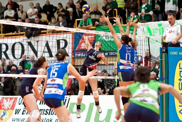 AZS Białystok - Centrostal Bydgoszcz 1:3