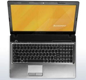 Notebook Lenovo Z560