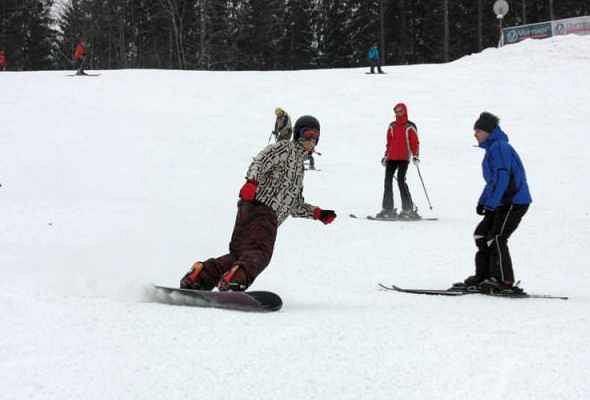 Ośrodek narciarski Bukovel