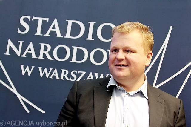 Rafał Kapler, były szef Narodowego Centrum Sportu