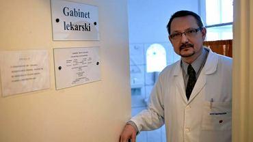 Jacek Krajewski, prezes Porozumienia Zielonogórskiego