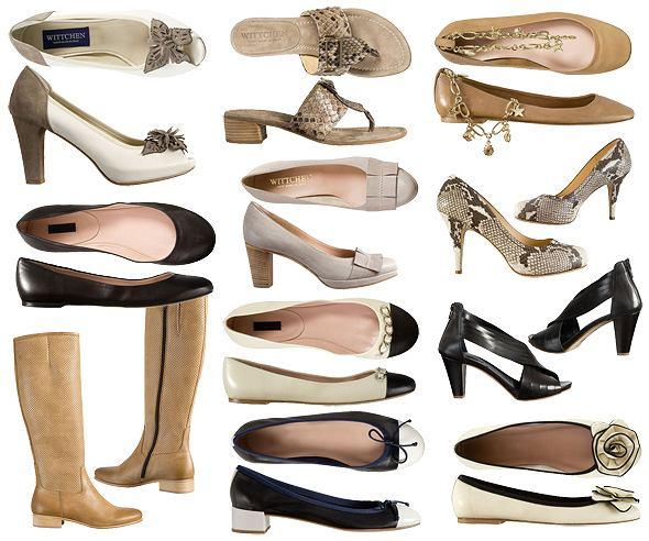 Skórzane buty Wittchen na wiosnę i lato 2011