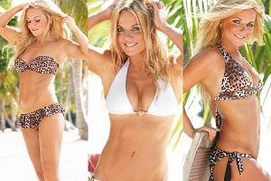 Była liderka Spice Girls ostatnio rzadko pojawia się na scenie. Częściej udziela się w biznesie. Właśnie zaprojektowała własną linię strojów plażowych. Oczywiście sama ją też promuje. Jak wam się podoba Geri w plażowym wydaniu?