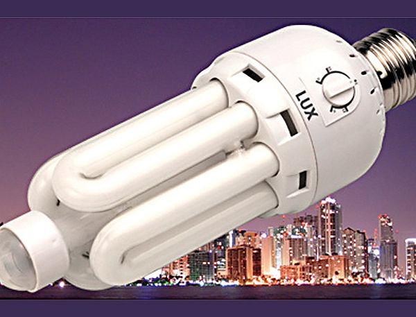 gadżety - Motion Sensor Bulb to energooszczędna żarówka z czujnikiem ruchu