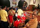 Indie. Święta z jogą w klasztorze w Kerali