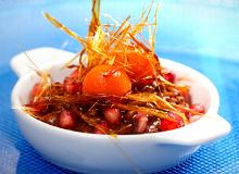 Owocowe risotto z czekoladą - ugotuj