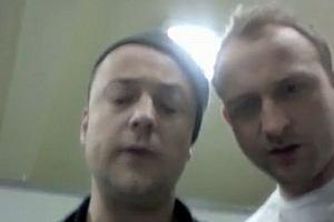 Czesław Śpiewa i Borys Szyc śmieją się z X-Factora