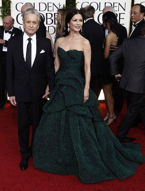 Michael Douglas i Catherine Zeta-Jones.