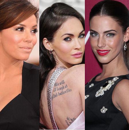 Najpiękniejsze makijaże i fryzury na gali rozdania Złotych Globów