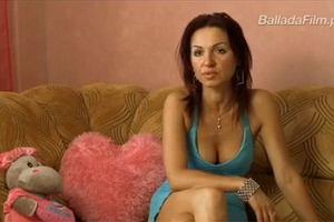 Ilona Virgo z ''Ballady o lekkim zabarwieniu erotycznym''