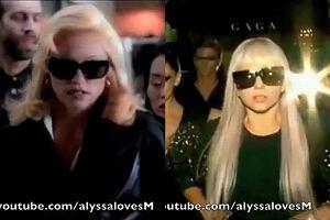 Lady Gaga kopiuje Madonnę