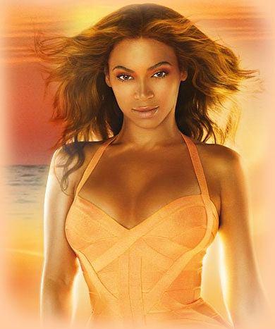 Beyonce Heat Rush