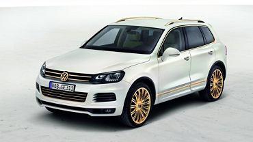 Volkswagen Touareg Gold Edition