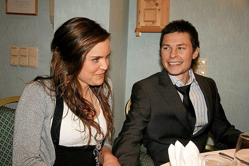Anders Jacobsen i Brigitte Jacobsen