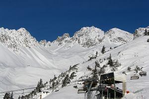 Alpy Austriacki: modne St. Anton