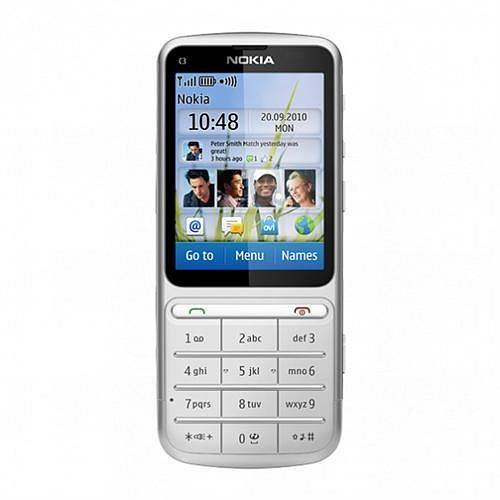 Telefon komórkowy NOKIA C3-01