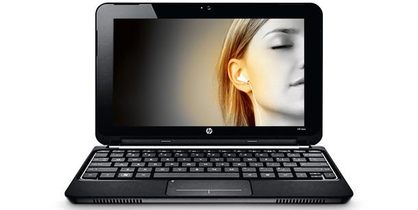 notebook, HP, mini
