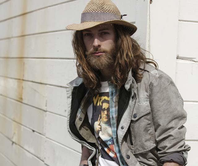 Wrangler, wiosna/lato 2011, retro koszulki