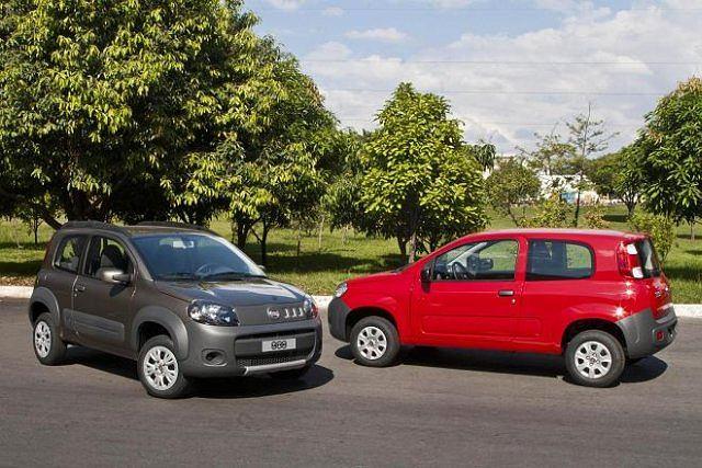Fiat Uno 3d