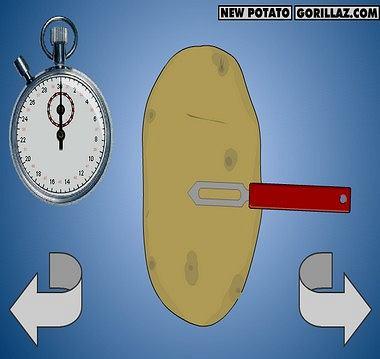 Obieraj ziemniaczki