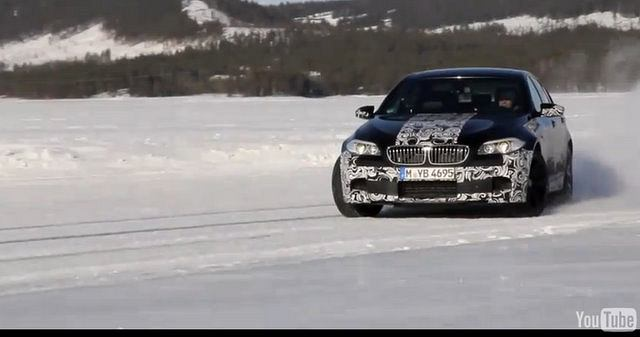 BMW M5 youtube