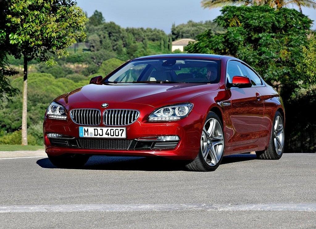 BMW serii 6 (2011)