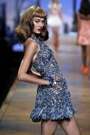 Dior wiosna/lato 2011
