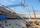 Nowa panorama stadionu. Zobacz z bliska szklany dach