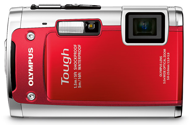 aparat fotograficzny, Olympus TG-610