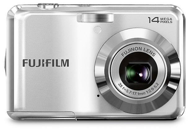 aparat fotograficzny, FUJIFILM FinePix aV200