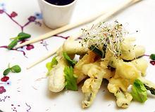 Warzywa w tempurze - ugotuj