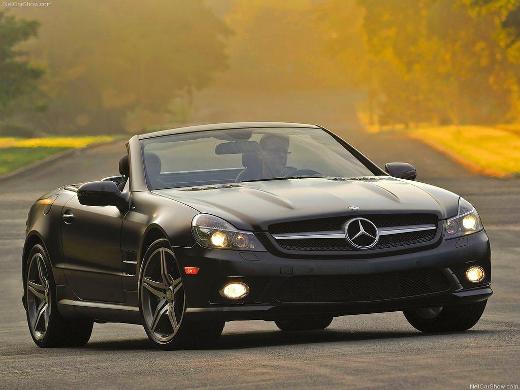 Mercedes SL550 Night Edition